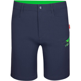TROLLKIDS Haugesund Shorts Kids navy green